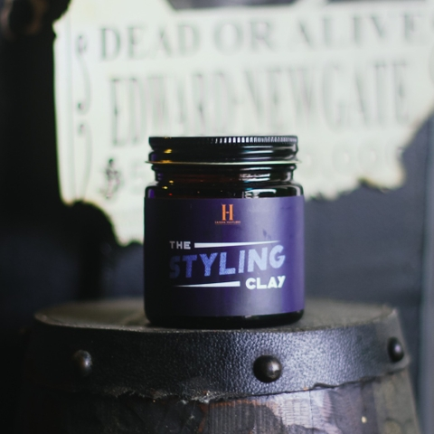 Styling Clay - Firm hold & Matte finish 100g