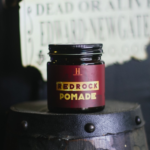 Red Rock - Heavy hold & Matte Shine 4oz / 114g