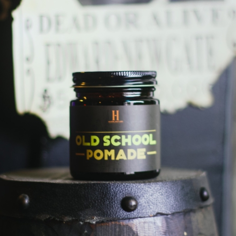 Old School - Heavy hold & Low Shine 4oz / 114g