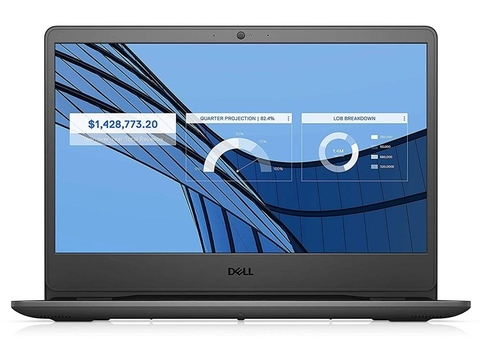 Laptop Dell Vostro 3400 (YX51W2)/ Black/ Intel Core i5-1135G7 (up to 4.20GHz, 8MB)/ RAM 8GB DDR4/ 256GB SSD/ Nvidia Geforce MX330 2GB/ 14 inch FHD/ 3 Cell 42 Whr/ Win 10SL/ 1 Yr