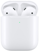 Airpods 2 with Wireless Charginng Case