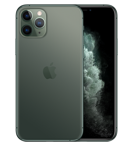 iPhone 11 Pro Midnight Green New Seal LL/A 1Sim Vật Lý