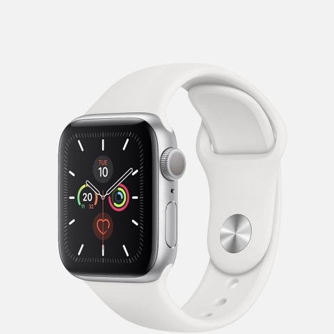 Apple Watch Series 5 Silver GPS New Seal