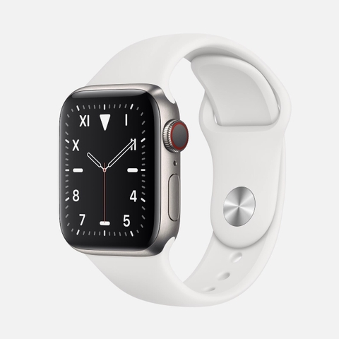 Apple Watch EDITION Series 5, Titanium with Sport Band