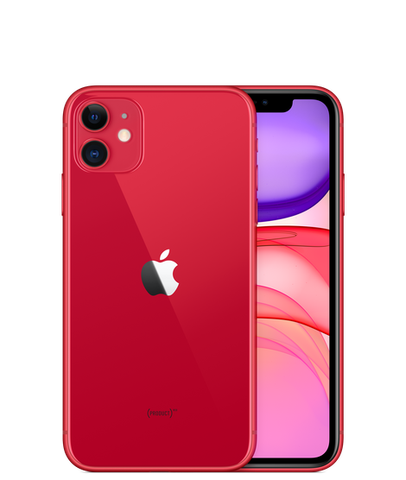 iPhone 11 (PRODUCT)RED New Seal Chưa Active ( CH/A )