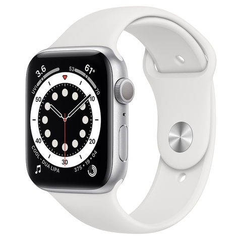 Apple Watch Series 6 Silver GPS New Seal