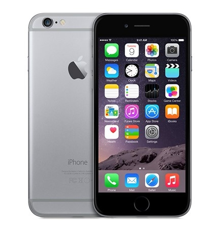IPHONE 6 128GB (Màu gray)