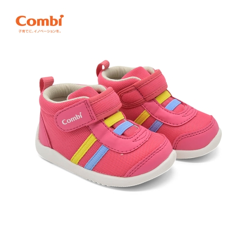 Giầy cao cổ Fantasy Casual Combi màu hồng