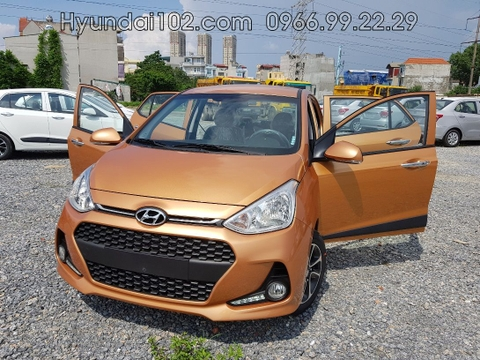 Hyundai GRAND I10 1.2 Hatchback CKD 2017