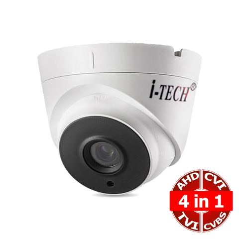 Camera AHD 4 in 1 iTech-CX3VI
