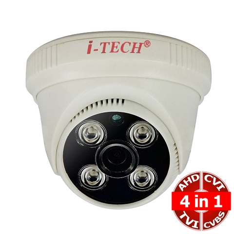 Camera AHD 4 in 1 iTech-CX4VI