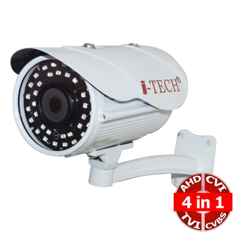 Camera AHD 4 in 1 iTech-XG8VI
