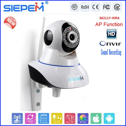Camera IP Siepem S6211 (1.0Megapixel)