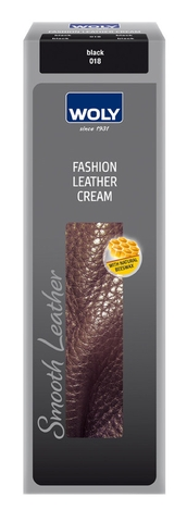 Kem dưỡng giày da trơn- Woly Fashion Leather Cream 75ml