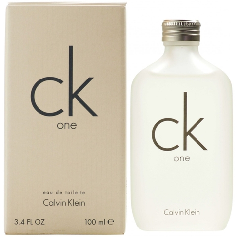 CK ONE MEN EDT 100 ML