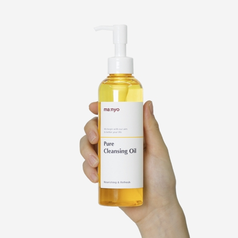 Dầu tẩy trang Manyo Pure Cleansing Oil