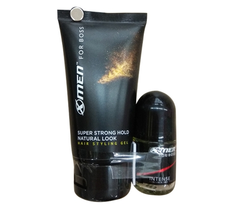 Gel X-men For Boss Gold 150ml