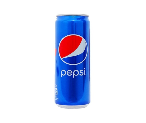 Nước Pepsi Sleek lon 330ml