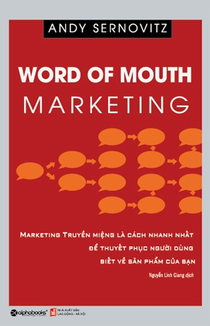 Word Of Mouth Marketing (Thuộc Bộ Social Media)
