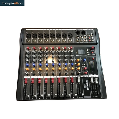 Mixer Yamaha Bluetooth 8 line CT-80S