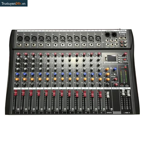 Mixer Yamaha Bluetooth 12 line CT-120S