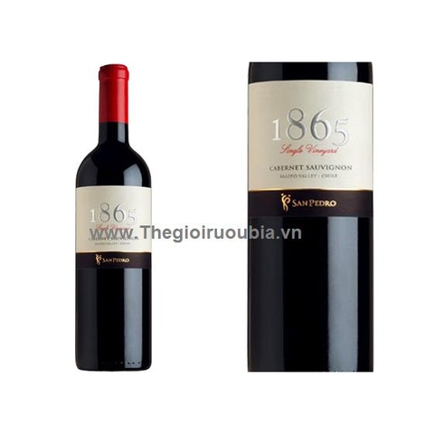 1865 Cabernet Sauvignon Single Vinayard