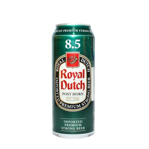 Bia Royal Dutch Post Horn Extra Strong 8.5%