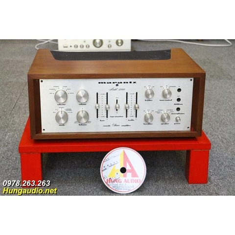 Amply Marantz 1200 Made In USA hiếm