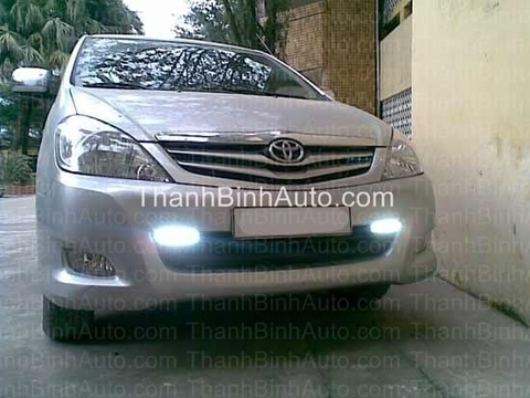 Đèn Led day light cho Toyota INNOVA - MH 6597