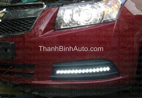 ĐÈN LED DAY LIGHT DÀNH CHO CHEVROLET CRUZE - MH 9098