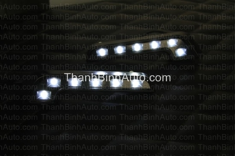 Đèn Led Day Light mẫu Mercedes E300 - MH 9104
