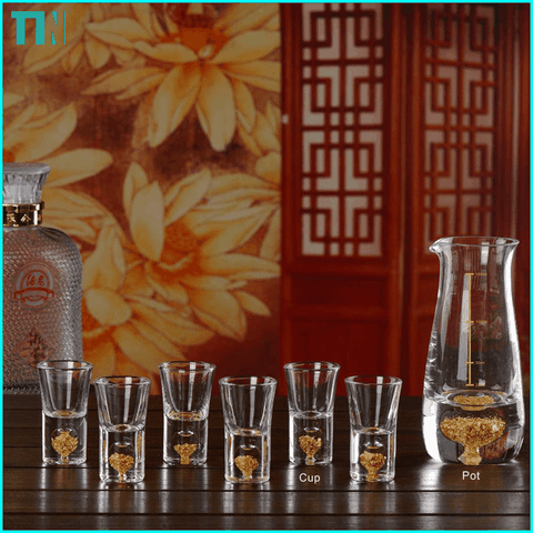 Ly Rượu Vodka 01