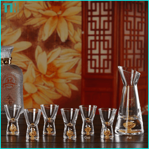 Ly Rượu Vodka 02