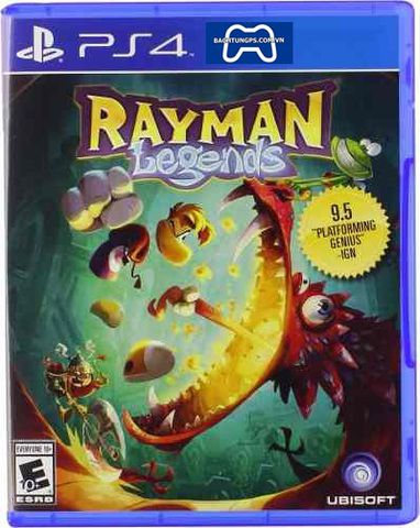 Rayman Legends  PS4 hệ US