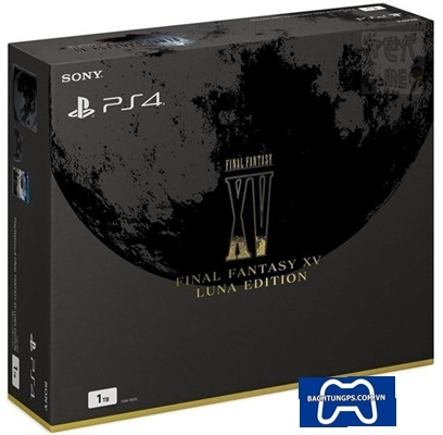 PLAYSTATION 4 FINAL FANTASY XV LUNA EDITION BUNDLE (1TB)
