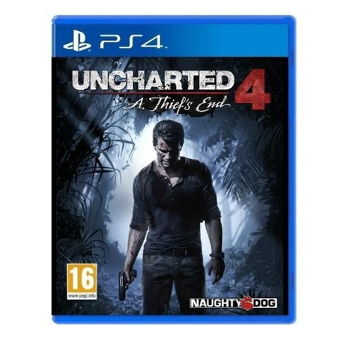 Uncharted 4 A Thief's End -2nd