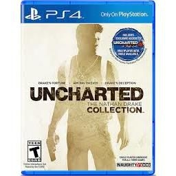 Uncharted The Nathan Drake Collection - 2nd