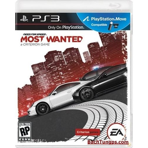 Need For Speed Most Wanted™