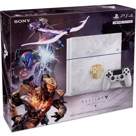 PS4 Destiny Bundle Limited-Edition