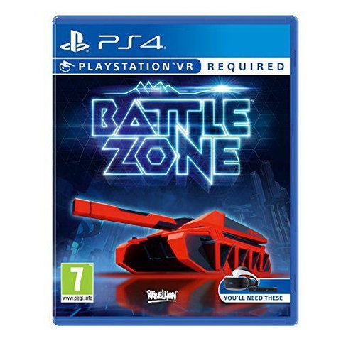 Battlezone PSVR -PS4