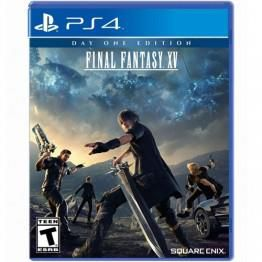 Final Fantasy XV  Day One Edition (US)