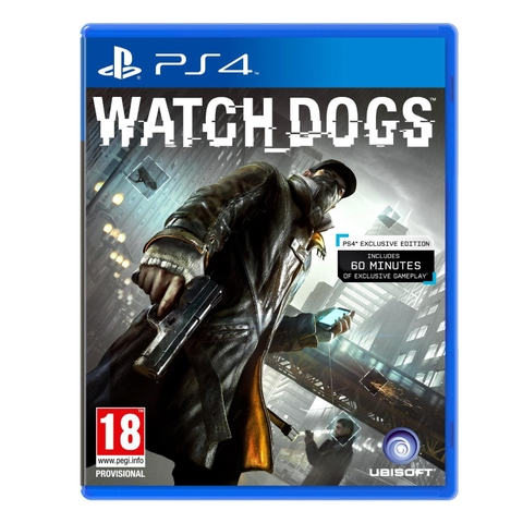 Watch Dogs ps4- 2nd