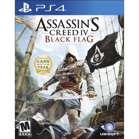 Assassin's Creed 4 Black Flag PS4 -2nd