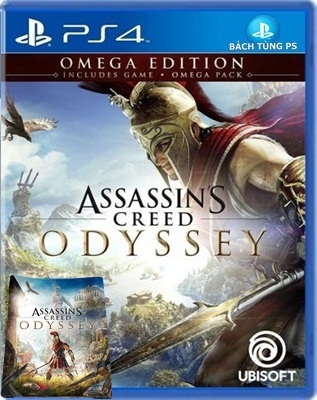 Assassin's Creed Odyssey : Omega Edition