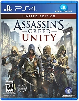 Assassin's Creed Unity Limited Edition-2nd