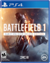 Battlefield 1 Early Enlister Deluxe Edition hệ USA