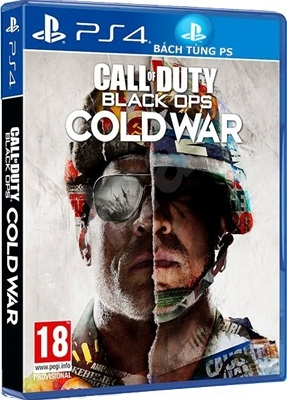 Game Call of Duty Black Ops Cold War PS4