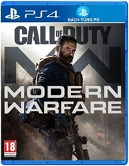Đĩa game PS4 Call Of Duty Modern Warfare