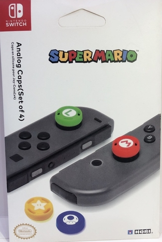 Chụp Cần Analog Super Mario Nintendo Switch