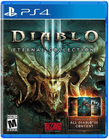 Diablo ETERNAL COLLECTION